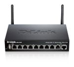 D-LINK Wireless-N Router 8 RJ45