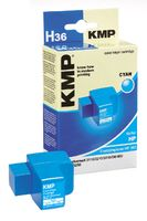 H36 ink cartridge cyan comp. with HP C 8771 EE No. 363