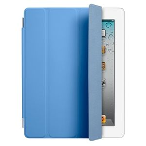 APPLE EOL iPad Smart Cover - Polyurethane - Blue, iPad 2/3/4 (MD310ZM/A)