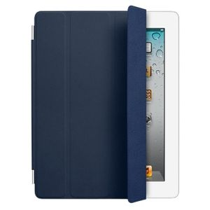APPLE EOL iPad Smart Cover - Leather - Navy, iPad 2/3/4 (MD303ZM/A)