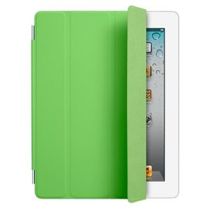 APPLE iPad Smart Cover - Polyurethane - Green, iPad 2/3/4 (MD309ZM/A)
