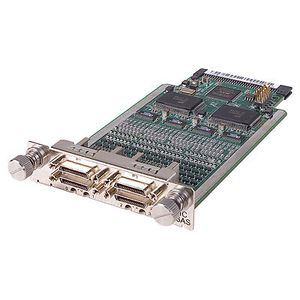 Hewlett Packard Enterprise MSR 16-ports Async Serial SIC-modul (JG186A)