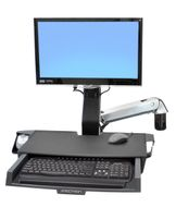ERGOTRON StyleView Sit-Stand Combo Arm (45-260-026)