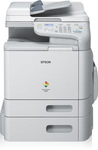 EPSON Multifunction Laser Printer Color