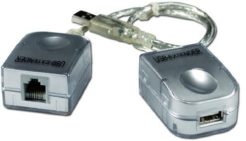 USB ENHANCED CAT5/6 ACTIVE REPEATER FOR UP TO 150FT
