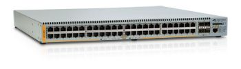 ALLIED TELESYN X610 SERIES - LAYER 3+ INTELLIGENT STACKABLE SWITCH (AT-X610-48TS/X-60)