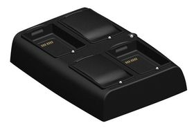 BATTERY CHARGER MULTIPLE 4 SLOT FOR STANDARD AND HIGH CAPACITY IN
