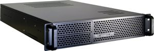 "19"""" IPC 2U-2129L 2HE no PSU Bk"