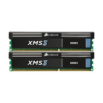 Simm DDR3 PC1600  8GB CL9 Corsair XMS