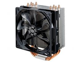 CPU Cooler Universal Tower 4 CDC heatpipes 120mm 600-1600RPM PWM fan Hyper 212 Evo