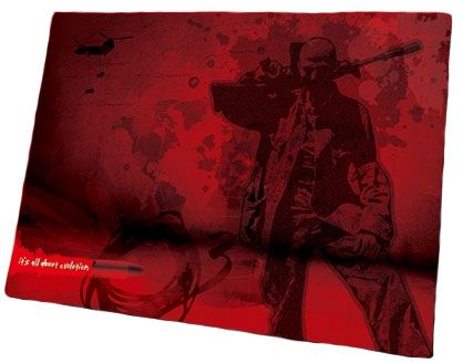 Ozone Shooter Gaming Mousepad - S