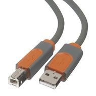 USB A/B Device Cable A/B DSTP 3M
