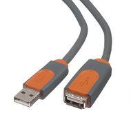 USB A/A Extension Cable A-M/F DSTP 4.8M