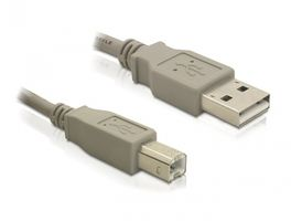 Cable USB 2.0 A-B upstream M/M