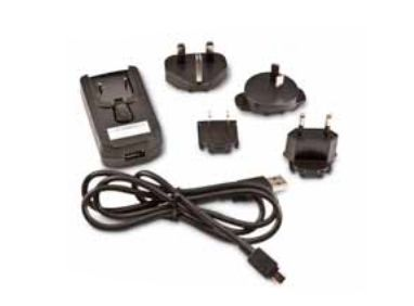 Universal Cell Phone Charger with adaptors and cable