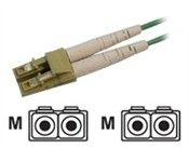 FC-CABLE OM3 MMF 50M LC/LC . CABL