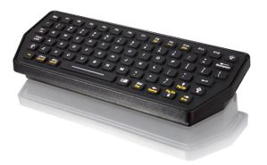 Compact Keyboard, External, QWERTY layout