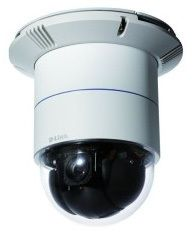 D-LINK DCS-6616 12X SPEED DOME IP CAMERA