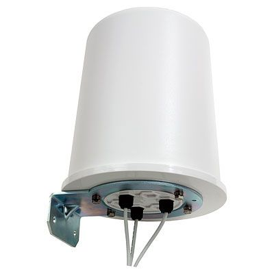 Outdoor Omnidirectional 6dBi at 2.4GHz MIMO 3 Element Antenna