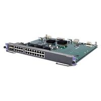 7500 20-port Gig-T / 4-port GbE Combo PoE-upgradable SC Module