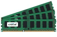 6GB KIT (2GBX3) DDR3 1600 MT/S (PC3-12800) CL11 UNBUFFERED MEM
