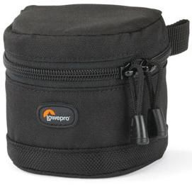 LOWEPRO LENS CASE 8 X 6CM - BLACK