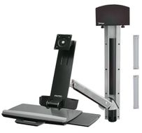 SV Sit-Stand Combo System black