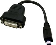 MICRO HDMI - DVI ADAPTER BLACK
