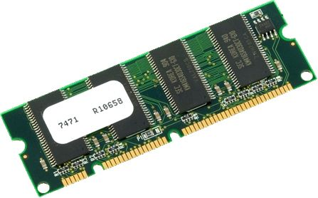 CISCO 2GB DRAM 1 DIMM f 2951 ISR, Spare (MEM-2951-2GB=)