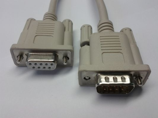 RS232 SERIAL CABLE DB9F DB9M  IN