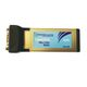 BRAINBOXES ExpressCard PCIe 1 Port RS232