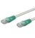 WENTRONIC Patchkabel RJ45 CAT6 Cross UTP Grå 5.0 m.