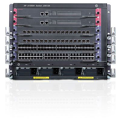 10504 Switch Chassis
