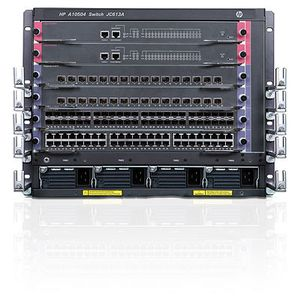 Hewlett Packard Enterprise 10504 Switch Chassis