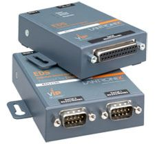 LANTRONIX SECURE DEVICE SERVER 2 PORT SER INT. POWER SUPPLY WITH REGIONA   IN CABL (ED2100002-01)
