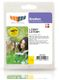 MM Yellow Inkjet Cartridge (LC980Y / LC1100Y)