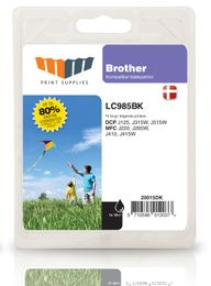 MM Black Inkjet Cartridge (LC985BK)