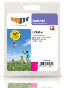 MM Magenta Inkjet Cartridge (LC985M)