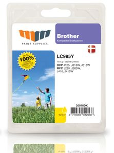 MM Yellow Inkjet Cartridge (LC985Y)