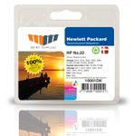 MM Color Inkjet Cartridge No.22