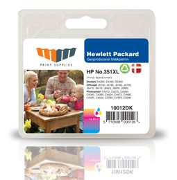 MM Color Inkjet Cartridge No.351XL