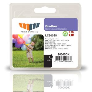 MM Black Inkjet Cartridge (LC900BK)