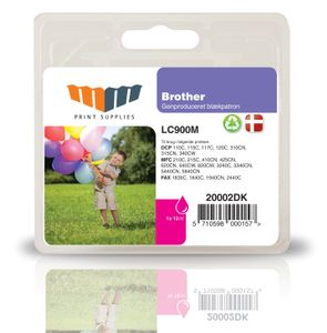 MM Magenta Inkjet Cartridge (LC900M)