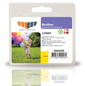 MM Yellow Inkjet Cartridge (LC900Y)