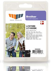 MM Black Inkjet Cartridge (LC970BK