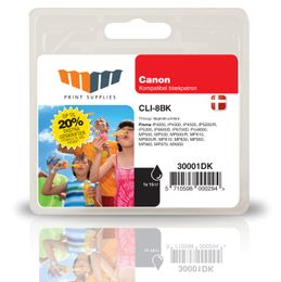 MM Black Inkjet Cartridge (CLI-8BK)