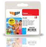 MM Cyan Inkjet Cartridge (CLI-8C)