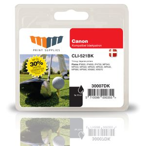 MM Black Inkjet Cartridge (CLI-521BK)
