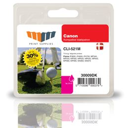 MM Magenta Inkjet Cartridge (CLI-521M)
