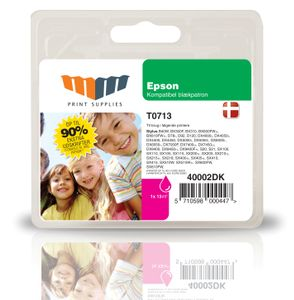 MM Magenta Inkjet Cartridge (T0713)